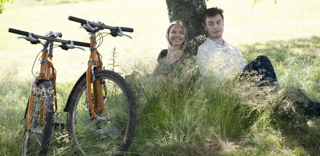 Cykelresa mellan charmiga byar i Värmland
